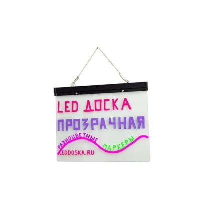 Лед Доска 40 х 32 см прозрачная в наличии купить в Москве